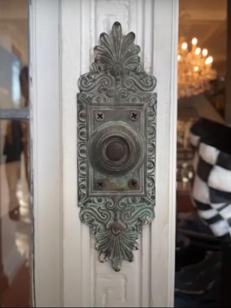 Historic Home Renovation Series: Smart Doorbell Is Also an Antique!